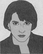 Рогова Ольга Давыдовна. Отличительный признак «Челка»