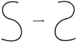 Перевернутая S-образная форма